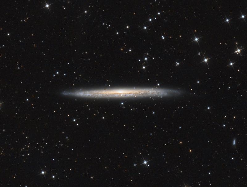 NGC5907 - Teszt