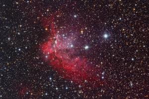 Varázsló-köd - NGC 7380