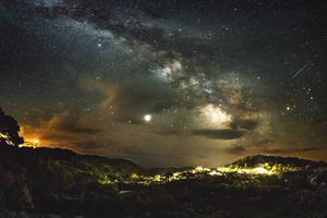 Az éjszaka fényei