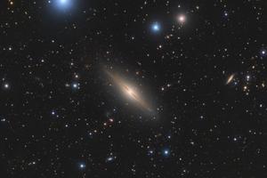 NGC 7814 - Kis Sombrero-galaxis