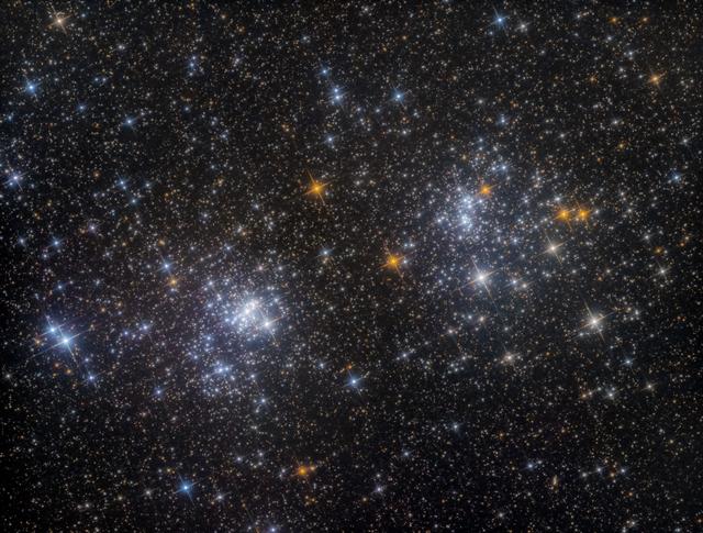 Gyémántok az égen: Ikerhalmaz a Perseusban